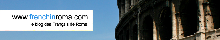 Blog French in Roma – Français à Rome header image 2